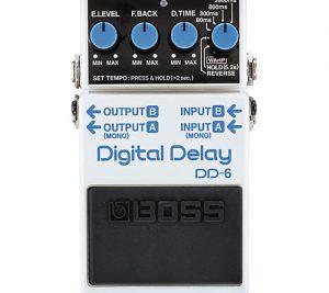 Digital delay pad