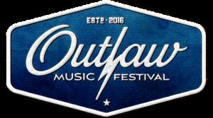 Outlaw Music festival logo