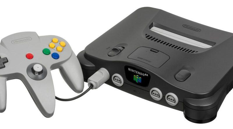 Nintendo video game console