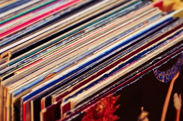Rare vinyl record tips