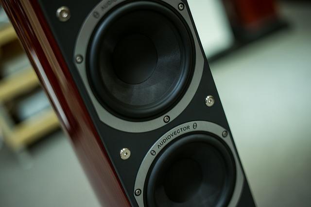 Audio Vector speakers