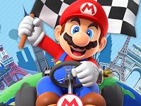Mario Cart Screen Shot