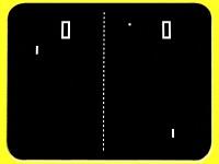 Pong Screen Shot
