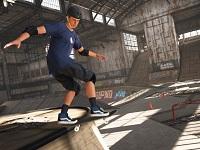 Tony Hawk's Pro Skater Screen Shot