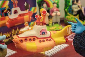 Yellow submarine music memorabilia