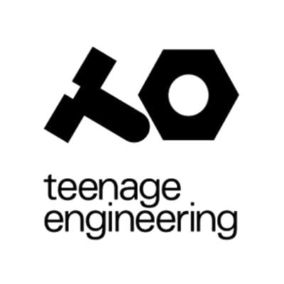 teenage engineering logo