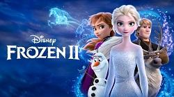 Frozen 2 promo