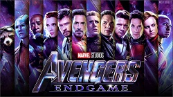 Avengers End Game promo