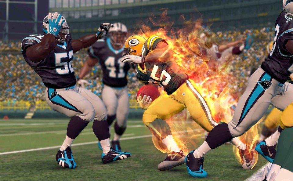 NFL Blitz Game